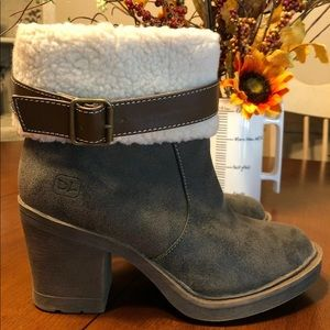 Dirty Laundry Booties Size 8
